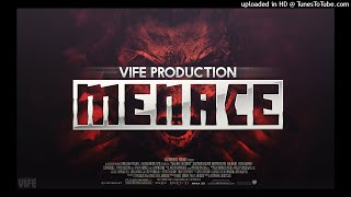 MENACE - Aggressive Hardcore Rap Beat / Dark Hip Hop Instrumental - By #VIFE