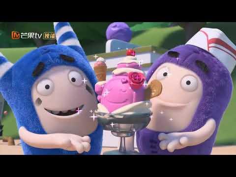 Oddbods Kinder Spielen Lustig - Oddbods Kinderlieder - Bildung Für Kinder Oddbods  # 24
