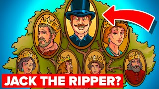 Is Jack The Ripper Part Of The Royal Family
