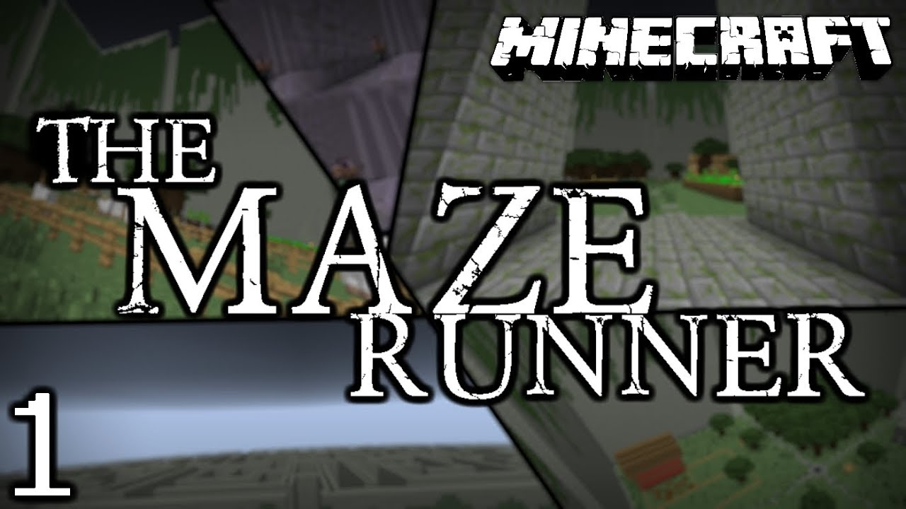 Minecraft: The Maze Runner w/ Ryan & Colin [Part 1 ...