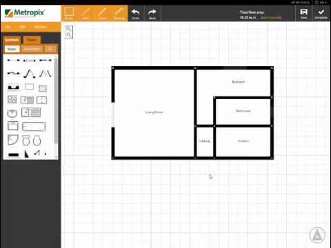 Floor Plan   1 Bedroom Flat