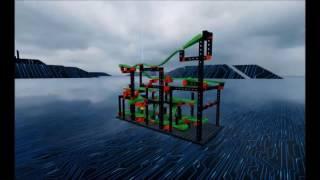 fischertechnik in PC Game Crazy Machines 3