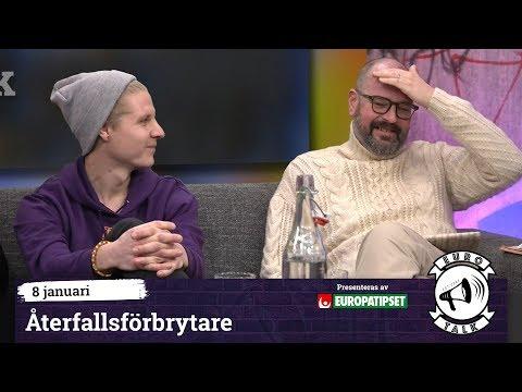 Eurotalk: Återfallsförbrytare