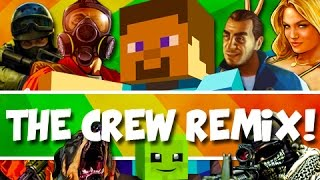 THE CREW REMIX!