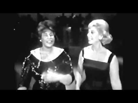 Dinah Shore & Ella Fitzgerald -