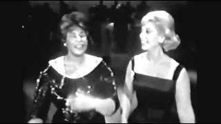 "Dinah Shore & Ella Fitzgerald - ""Sentimental Journey"".... (1963"