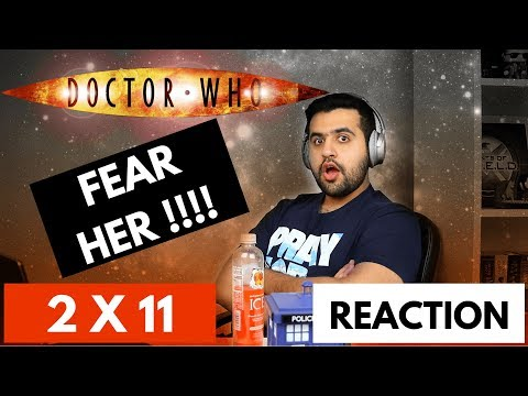 Doctor Who 2x11 Reaction   Fear Her
