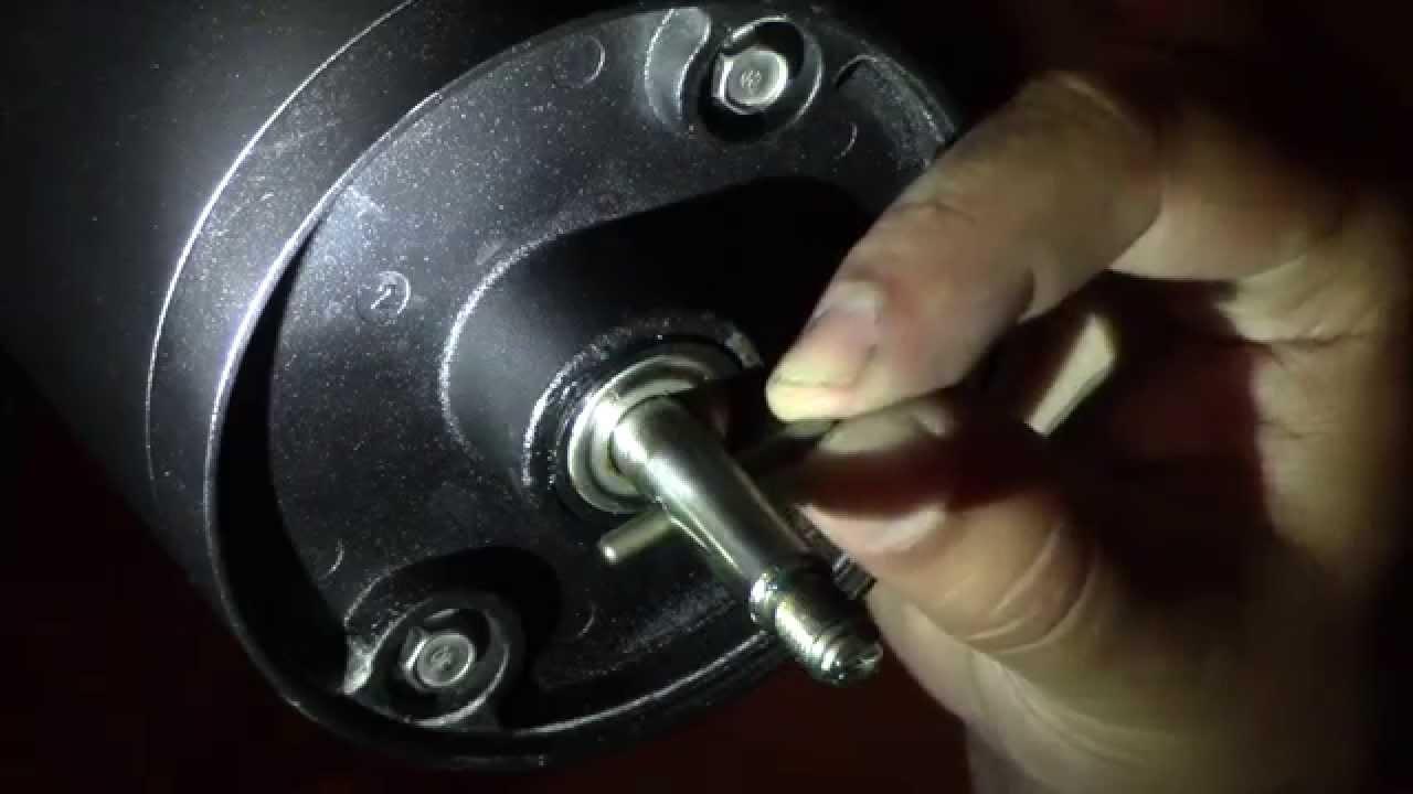 Min kota trolling motor prop replacement youtube for Aftermarket trolling motor props