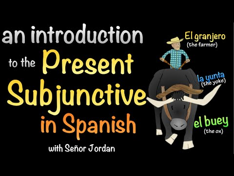 Introduction to the Present Subjunctive in Spanish