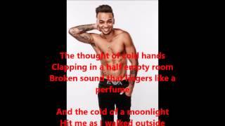 Aston Merrygold - Too Late  (Lyrics)