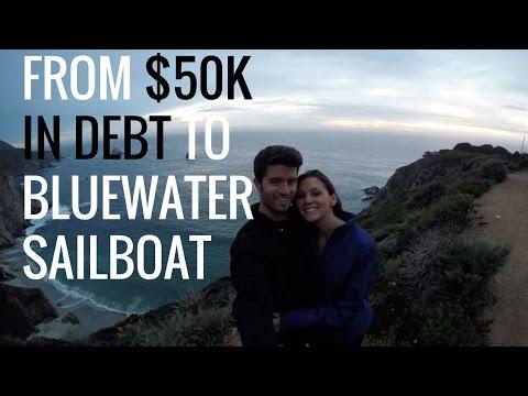 1] Hello Bluewater Sailboat, Goodbye Debt | Abandon Comfort - Sailing The World