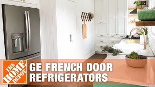 Ge French Door Refrigerators | The Home Depot