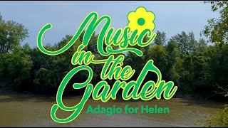 Music in the Garden 2020---Note the new start time--2:15pm!