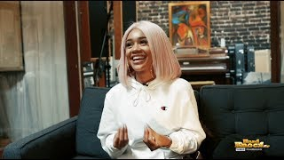 Saweetie talks Kehlani, Icy Girl, Being Broke, Ebro Interview, Working with No ID, Childhood