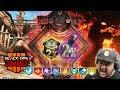 BLACK OPS 4 ZOMBIES - SECRETS ZOMBIES + PERE DU FLEAU BLACKOUT! (BO4 Zombies)