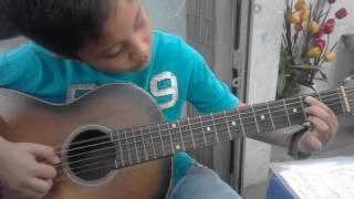 romance guitar  thieu nhi