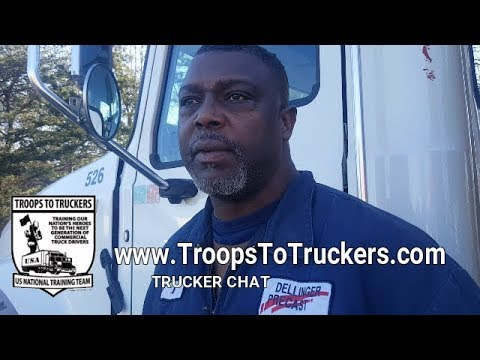 Trucker Chat   Military Transition CDL Class A Truck Driving   TroopsToTruckers.com