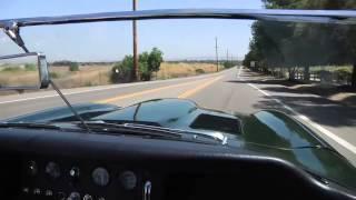 1965 Jaguar E Type green