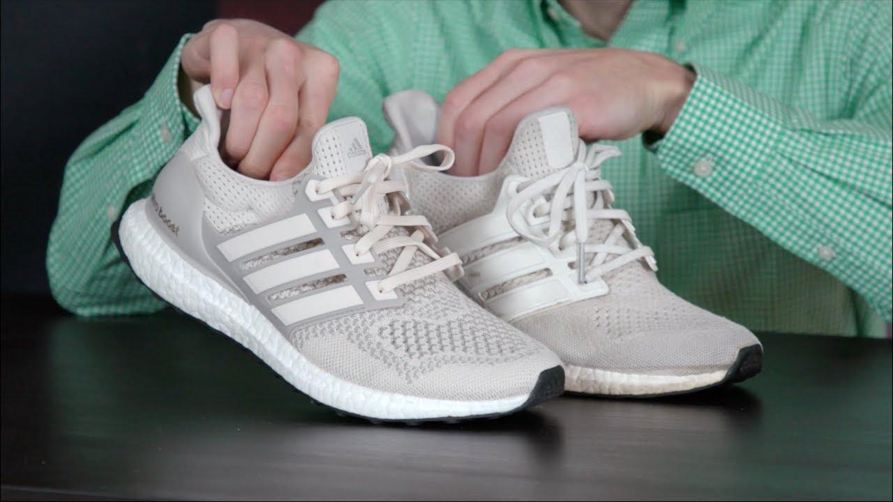 adidas ultra boost triple white 2.0 vs 3.0