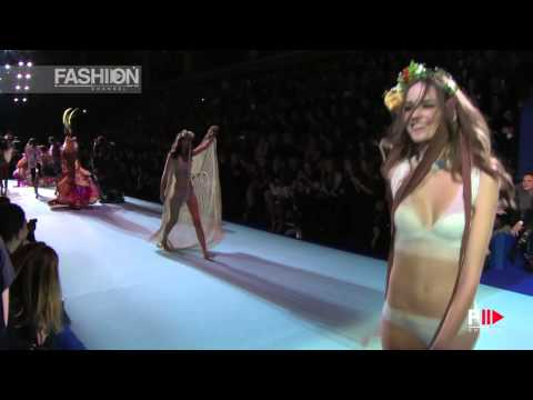 ETAM Lingerie Full Show 2015 Paris by Fashion Channel