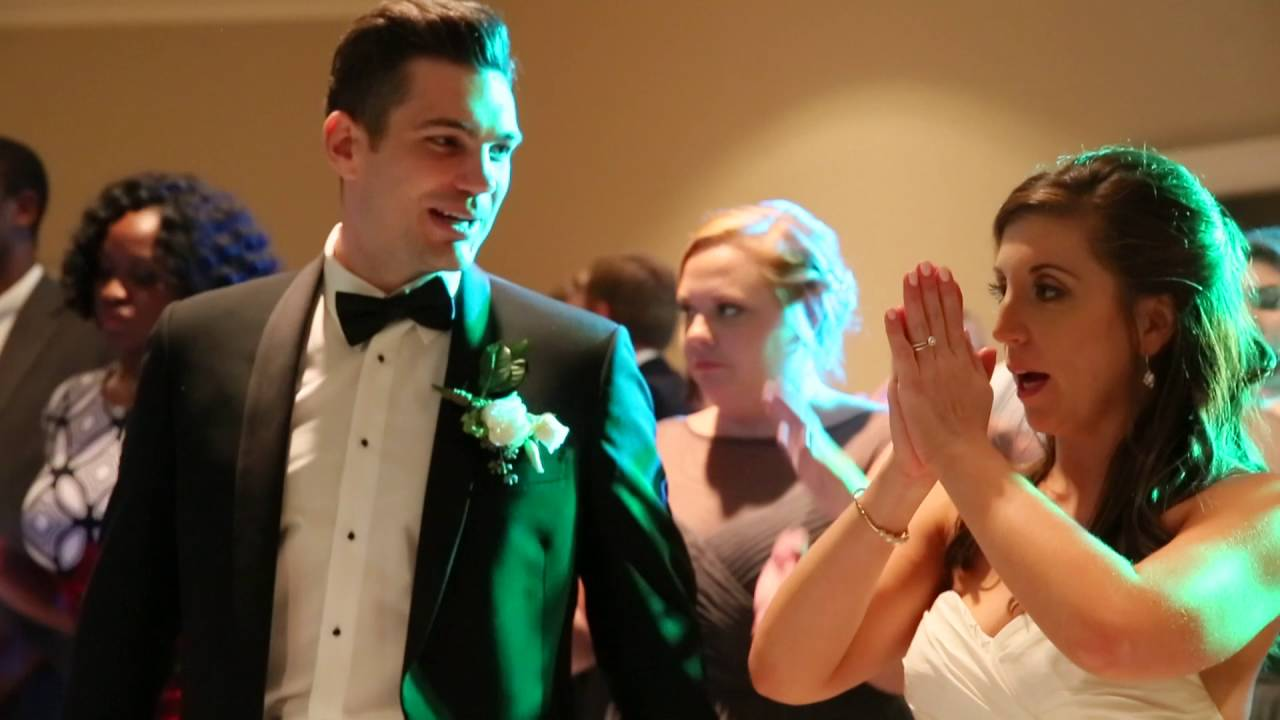 Katie And Bill Commerce Club Greenville Sc Wedding Dj