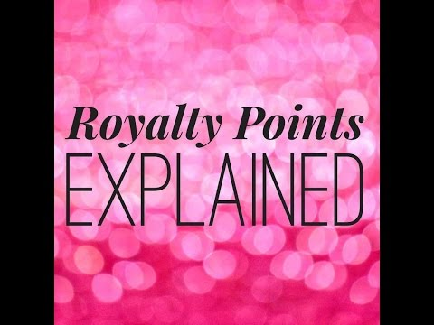 Younique Royalty Points Explained