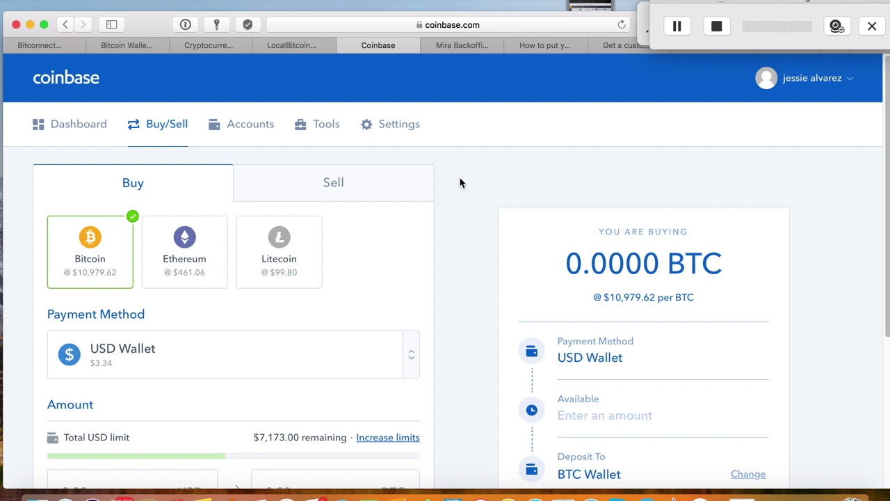 how to transfer bitcoin from coinbase to kucoin