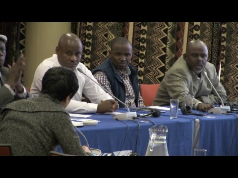 Grocery Retail Market Inquiry Public Hearings Durban Day 1