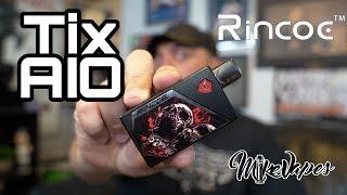 Rincoe Tix AIO Pod Vape Review