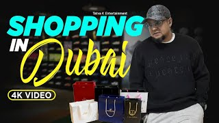Shopping In Dubai Cheap - Shopping In Dubai *Cheaper Than India* | TaTvA K | *Must Watch*
