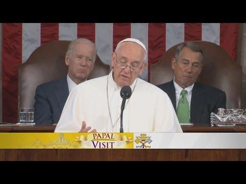 Minnesota Politicians Respond To The Pope's Historic Address