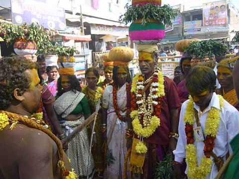 Mallanna Jathara Telangana Folk Bonalu Amazing People Compilation