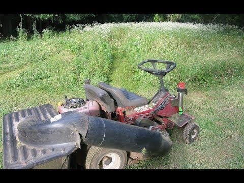 snapper mega lawn