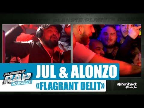 [Exclu] Jul & Alonzo 'Flagrant délit' #PlanèteRap