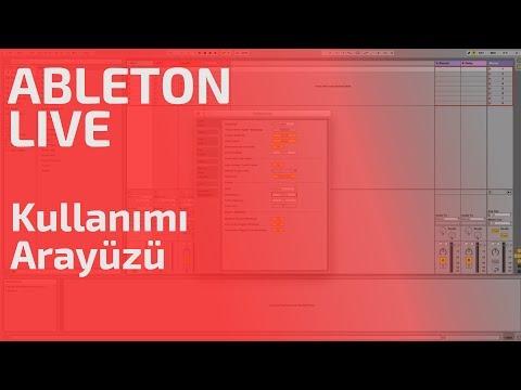 Ableton Live Kullanımı Ve Arayüzü