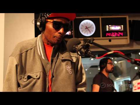 "Deltron 3030 ""Mastermind"" Live on Soundcheck"