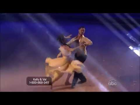 Kelly Monaco & Val Chmerkovskiy - Viennese Waltz