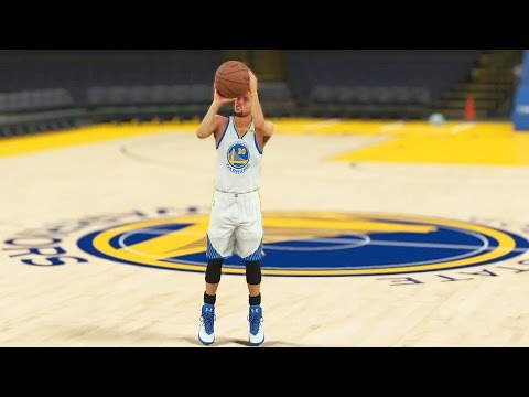 Best Tiny Player Three-Point Contest Ever! Stephen Curry, Kyrie Irving, Klay Thompson! NBA 2K17