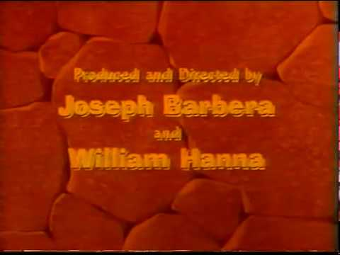 The Flintstone Comedy Show (1972 1973) -  Ending Credits