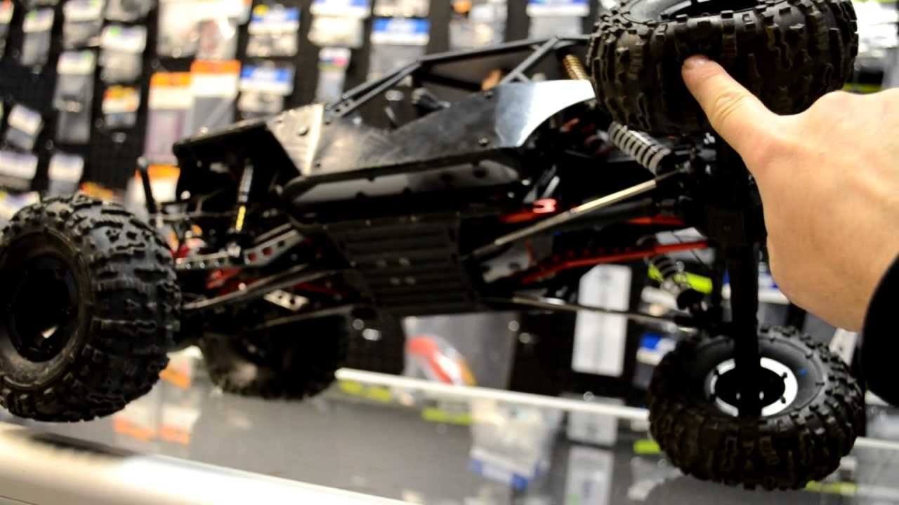 Seb S Rc Shop Axial Wraith Best Suspension And
