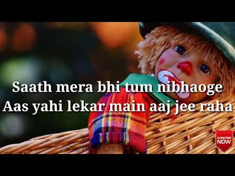 Tere Ishq Main By Aditya Yadav Full Song With Lyrics||