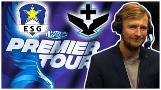 Premier Tour Stop Bern! mit Maxim und EisOhneWaffel! Noway4u Highlights - League Of Legends