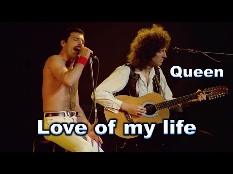 Queen - Love of my life - legendado - HD - rock love - 002