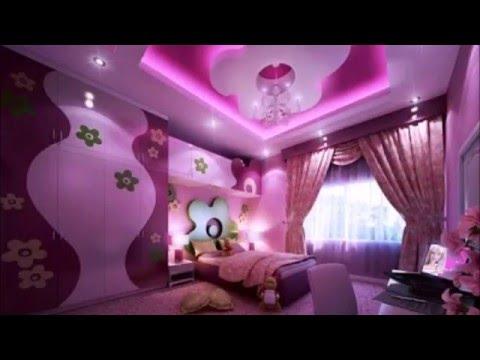 Estilos de cuartos lindos para ni as youtube for Habitaciones para 2 ninas