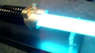 A new 616/Hasbro Frankensaber by and for a 4 year old!