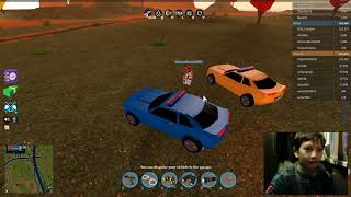 Roblox Jelybrek I don't know what happens when I get in the car