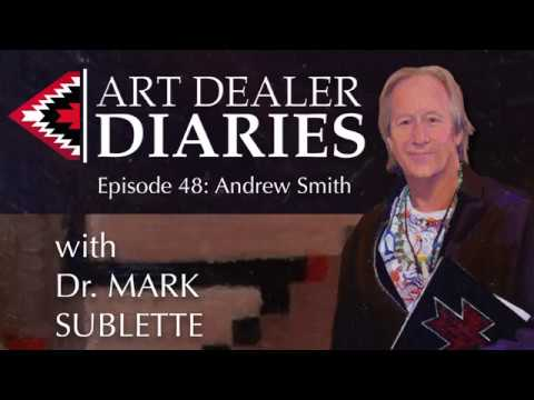 Photography dealer Andrew Smith discusses his life's journey Epi 48 host Dr. Mark Sublette
