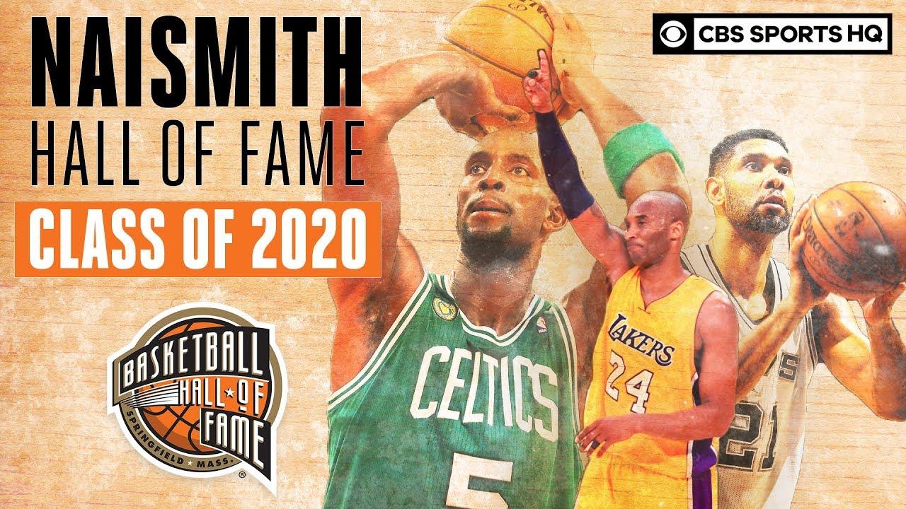 Kobe Bryant, Tim Duncan, Kevin Garnett headline 2020 Naismith HOF Class | CBS Sports HQ