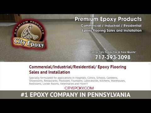 Epoxy Floor Coating Hershey PA