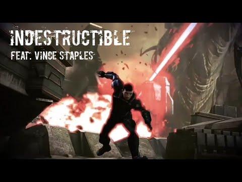 Mass Effect: Legendary Edition [GMV] [3.0] - Indestructible (Feat. Vince Staples)  